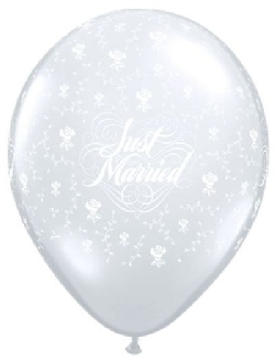 37087 Just Married Flowers-A-Round Pearl White02